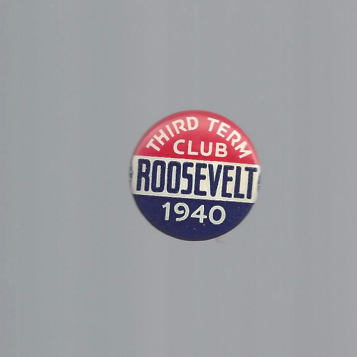Image result for fdr wins 3rd term in 1944